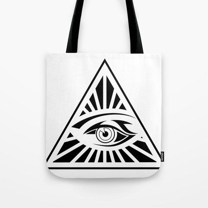 Eye 5 Tote Bag