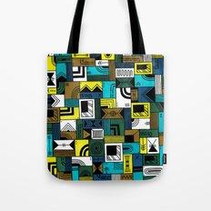 Napkin Darts Tote Bag
