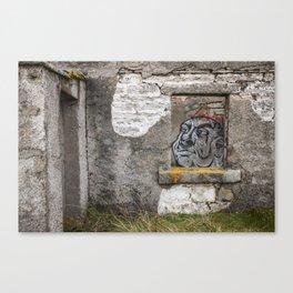 Moine House Canvas Print