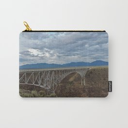 Rio Grande Gorge Bridge Carry-All Pouch