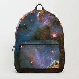 Mystic Mountain (a region in the Carina Nebula)(NASA/ESA Hubble Space Telescope) Backpack