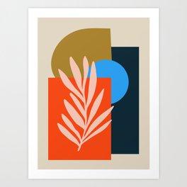 Abstract Art 39 Art Print