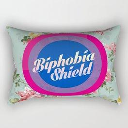 biphobia Rectangular Pillow