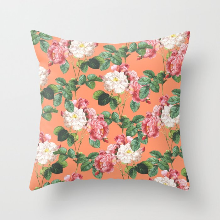 Juliet #society6 #decor #buyart Throw Pillow