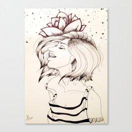 Leve Canvas Print