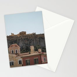 Acropolis, Athens, Greece Stationery Cards