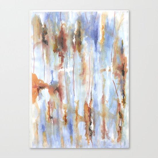 Дыхание осени Canvas Print