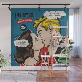 True Romance Wall Mural