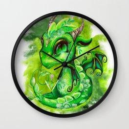 Lil DragonZ - Elements Series - Earth Wall Clock