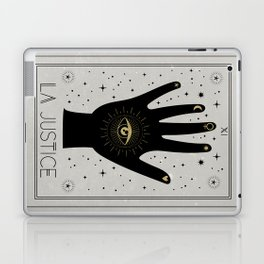 La Justice or the Justice Laptop & iPad Skin