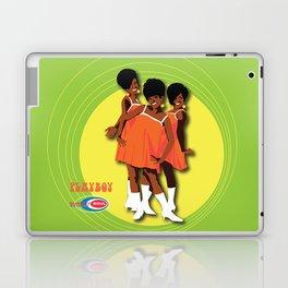 The Marvelettes Subway Soul Laptop & iPad Skin