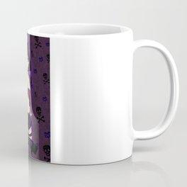 Punk Saturn Coffee Mug