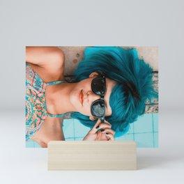 If Looks Could Kill Mini Art Print