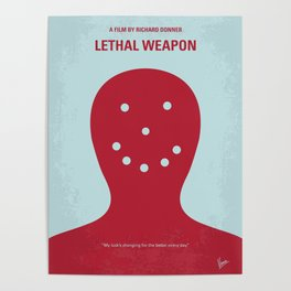 No327 My Lethal Weapon mmp Poster