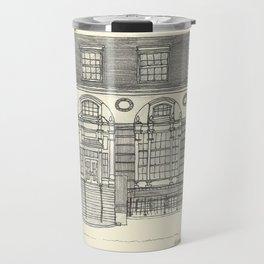Gerlinger Hall Travel Mug