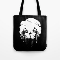 Cat Skulls Tote Bag