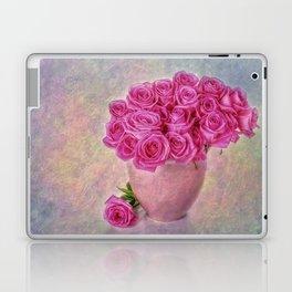 Rose Vase Laptop & iPad Skin