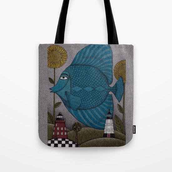 It's a Fish! Tote Bag