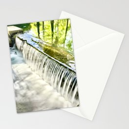 Waterfall on the Ridge Stationery Cards