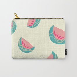 Watermelon Slices Carry-All Pouch