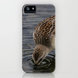 What a meal! iPhone Case