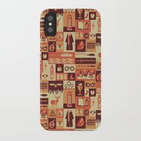 seinfeld iPhone & iPod Cases featuring Accio Items by Risa Rodil