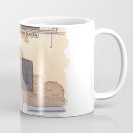 Late afternoon in Seville Coffee Mug