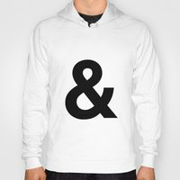 helvetica Hoodies featuring HELVETICA & letter by Design Art Helvetica and Abstract Art, m