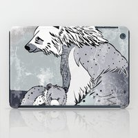 nordic iPad Cases featuring Nordic Bears by Pencil Studio
