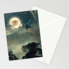 Moon Dream Stationery Cards
