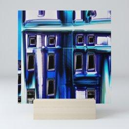 Blues City by Jeanpaul Ferro Mini Art Print