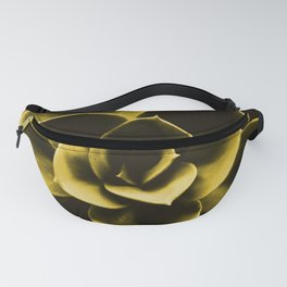 Succulent Plant In Olive Color #decor #society6 #homedecor Fanny Pack