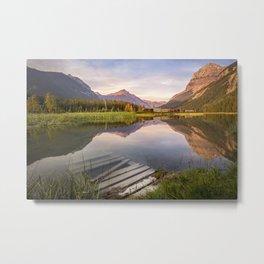 Field, British Columbia Metal Print
