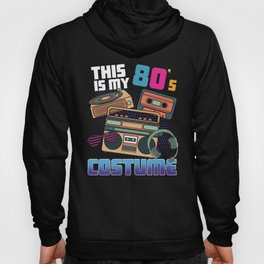 This Is My 80's Costume Vintage Disco Gadget Hoody