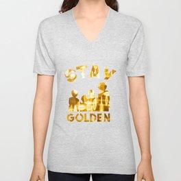 Stay Golden Golden Girls Unisex V-Neck