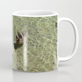 Duck Lake Coffee Mug