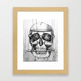 Health Fund Framed Art Print