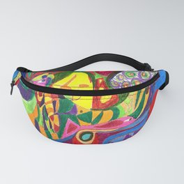 Go That Way! Fanny Pack