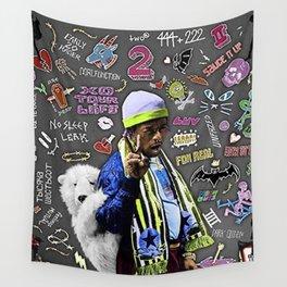 Lil Uzi Luv is Rage Wall Tapestry