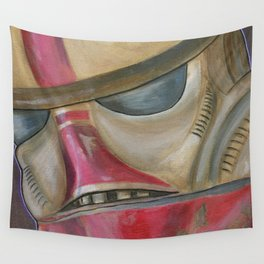 #ShayStrong Trooper Wall Tapestry
