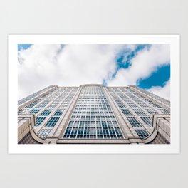 500 Boylston Street - Boston Art Print