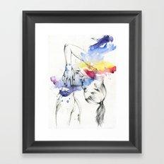 22.06.15 Framed Art Print