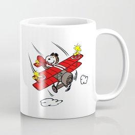 Snoopy Sky Coffee Mug