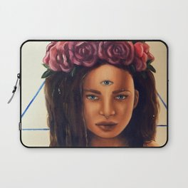 Look deep Laptop Sleeve