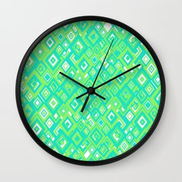 Diamonds Wall Clock