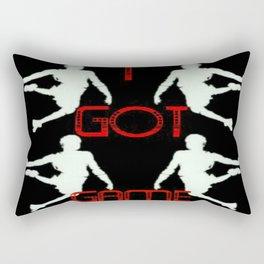I Got Game Rectangular Pillow
