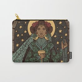 Our Lady Queen of Cups Carry-All Pouch