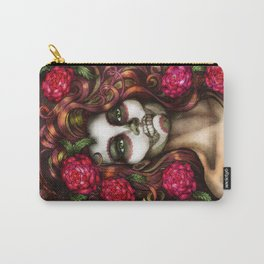 Victoria Rose Carry-All Pouch