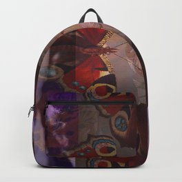 Crying over Butterflies Backpack