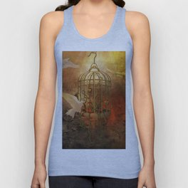 Free Flight Unisex Tank Top